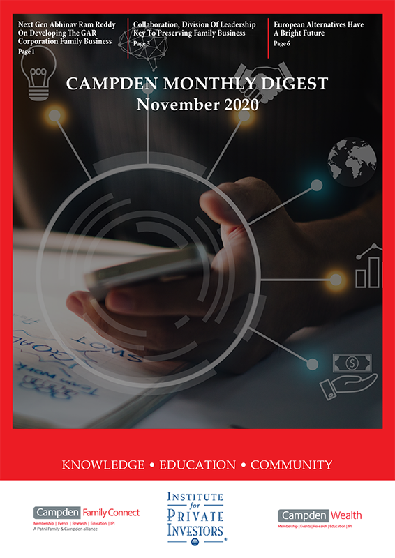 Campden Monthly Digest, November 2020