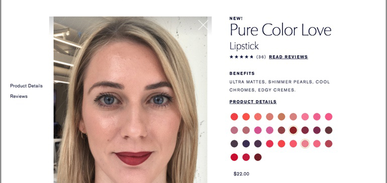 Estée Lauder and ModiFace deliver AR make-up technology to increasingly tech-savvy consumers - Ph. ModiFace