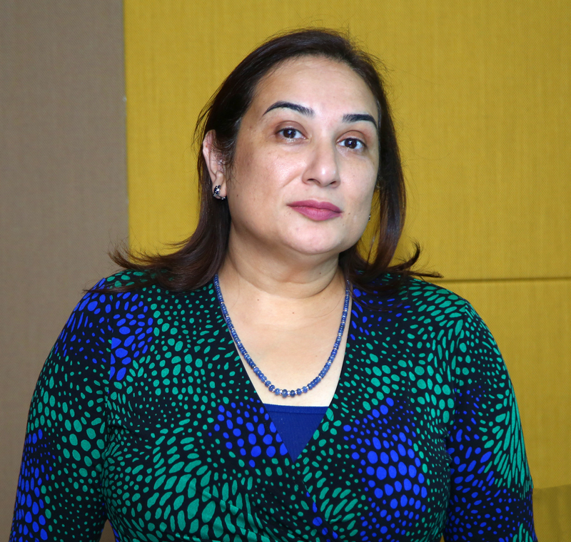 Zanubia Shams, Zulekha Healthcare Group