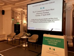 East Meets West Discovery Seminar