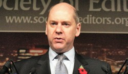 Lord Jonathan Evans, shortly after taking up the job of MI5 director general in 2007
