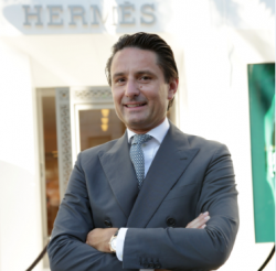 Axel Dumas, Hermes executive chairman