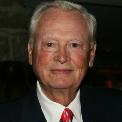 Barron Hilton, retired chairman, president & chief executive Hilton Hotels Corporation