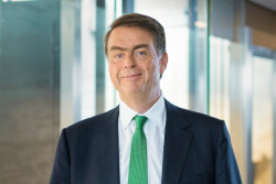 Fourth-gen Andre Hoffmann is vice chairman of Roche Group